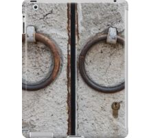 pier at lake iPad Case/Skin