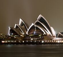 Opera House by Joel Bramley