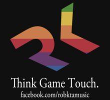RK Rainbow Logo by robkta