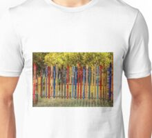 Snow Fence Unisex T-Shirt