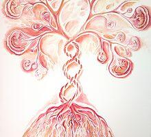 The tree of life by Corina Chirila