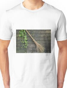 Witches broomstick Unisex T-Shirt