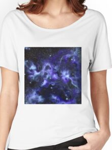 How To Create an Easy Abstract Blur Women's Relaxed Fit T-Shirt