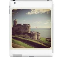 St Mawes Castle iPad Case/Skin
