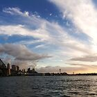 Sunset in Sydney by Joel Bramley