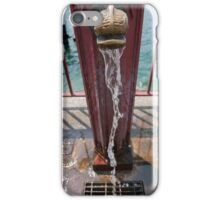 old fountain iPhone Case/Skin