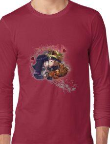 NaruHina Long Sleeve T-Shirt