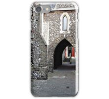 """+"""" A Flint Archway to where ?"""" iPhone Case/Skin"""