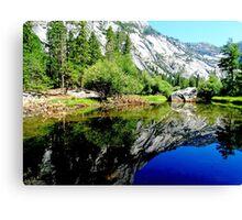 Yosemite x2 Canvas Print
