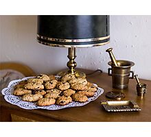 Cookie Time/Break Photographic Print