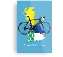 Tour of Britain Metal Print