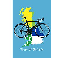 Tour of Britain Photographic Print