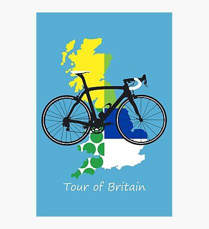 Tour of Britain Photographic Print