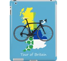 Tour of Britain iPad Case/Skin