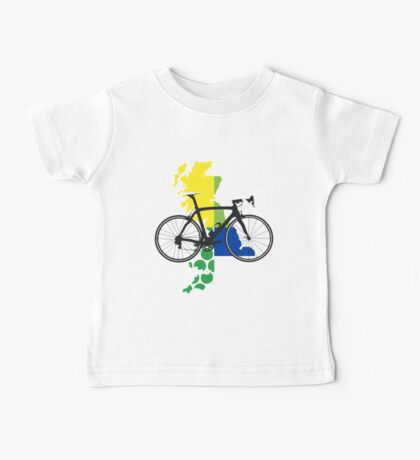 Tour of Britain Baby Tee