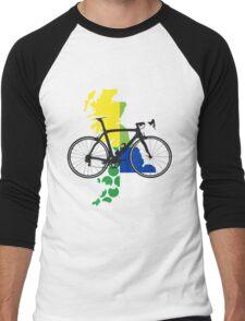 Tour of Britain Men's Baseball ¾ T-Shirt