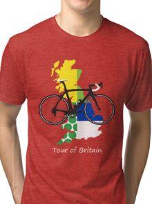 Tour of Britain Tri-blend T-Shirt
