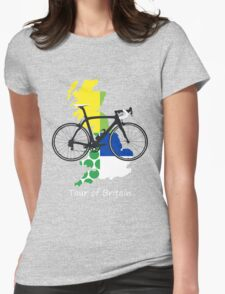 Tour of Britain Womens Fitted T-Shirt