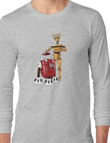 The Bots You're Looking For Long Sleeve T-Shirt