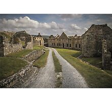 Road to Ruin Photographic Print