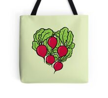 Love for Radishes Tote Bag