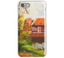 O'Quinn's Mill iPhone Case/Skin