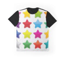 Lucky Stars  Graphic T-Shirt