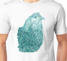 Turquoise Americauna Chicken Unisex T-Shirt
