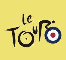 Le Tour de Britain Kids Tee