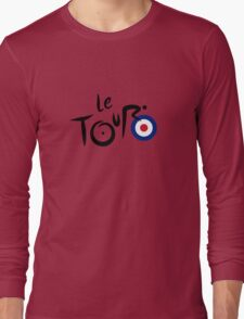 Le Tour de Britain Long Sleeve T-Shirt