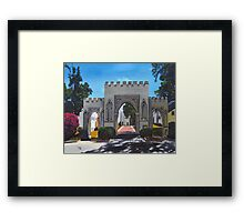 A View from Greene Street Framed Print