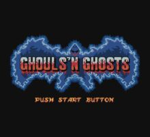 GHOULS´N GHOSTS by ATOMICBRAIN