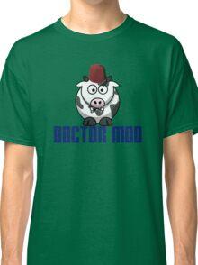 Doctor moo- Fez Classic T-Shirt