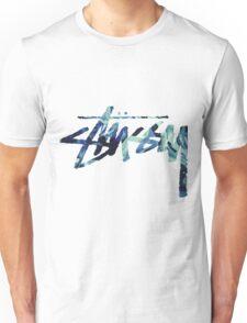 stüssy 2 Unisex T-Shirt