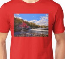 Historic Old Red  Unisex T-Shirt
