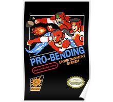Pro-Bending Poster