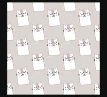 cute owl pattern One Piece - Short Sleeve