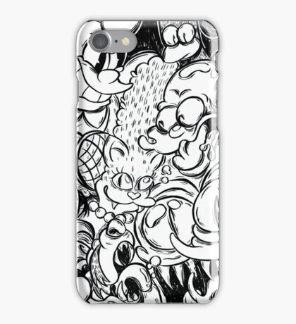 Treehouse of Horror iPhone Case/Skin