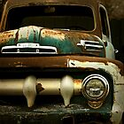 Abandoned Ford F-1 Pickup by mal-photography