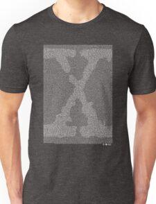 The X-Files Pilot Script - White Unisex T-Shirt