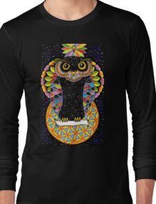 Owl Of Life Long Sleeve T-Shirt
