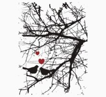 Love Birds by ramanandr