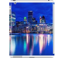 Glowing City Of London iPad Case/Skin