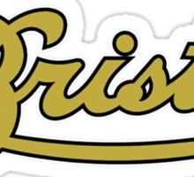 Bristol City Gold logo  Sticker