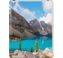Moraine Lake Banff National Park iPad Case/Skin