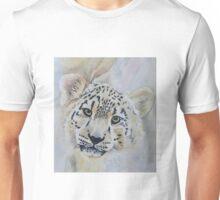 Beautiful Snow Leopard Unisex T-Shirt