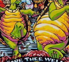 Grateful Dead - Fare Thee Well (50 Years) Sticker