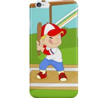 Non Olympic Sports: Baseball iPhone Case/Skin