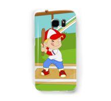 Non Olympic Sports: Baseball Samsung Galaxy Case/Skin