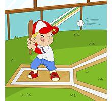Non Olympic Sports: Baseball Photographic Print